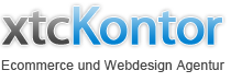 xtcKontor Ecommerce & Webdesign Agentur